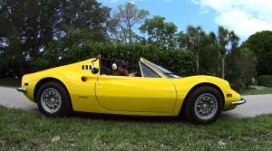 Watson Wu - Ferrari Dino 74'